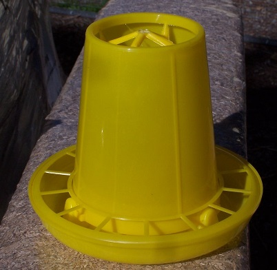 1kg yellow feeder
