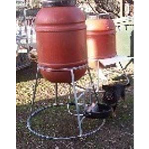 Olive Drum Auto Waterer